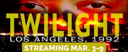 Jobsite Theater Begins Streaming TWILIGHT: LOS ANGELES 1992 Tomorrow Photo