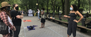 The Living Mural Brings Live Theater To Central Park Photo