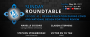 Design Educators to Join Episode 45 of the 4Wall Sunday Roundtable