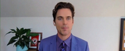 VIDEO: Matt Bomer Talks Epic Karaoke Nights With the BOYS IN THE BAND Cast Photo