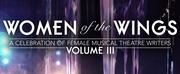 The Work Of Lauren Taslitz to Be Featured in WOMEN OF THE WINGS VOLUME III at Feinsteins/5