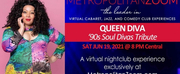 QUEEN DIVAS 90S SOUL DIVAS TRIBUTE Live Virtual Experience Will Stream on Metropolitan Zoo Photo