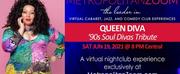 QUEEN DIVAS 90S SOUL DIVAS TRIBUTE Live Virtual Experience Will Stream on Metropolitan Zoo