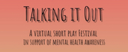 First Performance Of The TALKING IT OUT Virtual Play Festivals 2020-21 Season To Stream On Photo