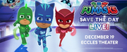 PJ MASKS: SAVE THE DAY LIVE! Comes to Salt Lake City