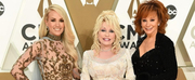 The 53rd Annual CMA Awards, Hosted by Carrie Underwood and Guest Hosts Reba McEntire and Dolly Parton, Airing Now!