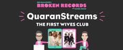 Exclusive: Ben Rimalowers Broken Records QuaranStreams Continues with THE FIRST WIVES CLUB Photo