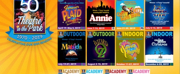 MATILDA THE MUSICAL Premieres At Theatre In The Park This Weekend
