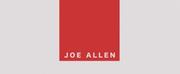 Joe Allen Restaurant Will Officially Re-Open on August 18
