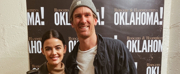 Photo Flash: Lucy Hale Visits OKLAHOMA!