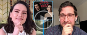 VIDEO: Daisy Ridley Loses Her Mind Meeting Mara Wilson Photo