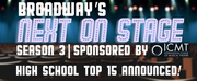 VIDEO: Next on Stage High School Top 15 Announced - Live at 8pm ET! Photo