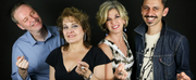 BWW CD Preview: The Royal Bopsters Release First Single From PARTY OF FOUR - Gershwin Clas Photo