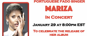 The Town Hall Presents Portuguese Fado Singer Mariza in Concert Photo