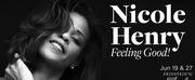 BWW Interview: Nicole Henry of FEELING GOOD at Feinsteins/54 Below Photo
