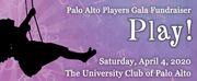 Palo Alto Players Has Announced its Gala Fundraiser PLAY!
