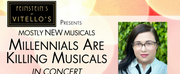 MostlyNEWmusicals Presents Nico Jubers MILLENNIALS ARE KILLING MUSICALS At Feinsteins At V