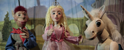 THE PRINCESS, THE UNICORN, AND THE SMELLY-FOOT TROLL Comes to the Great AZ Puppet Theater