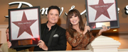 Photo Flash: Donny & Marie Osmond Honored by Las Vegas Walk of Stars at Flamingo Las Vegas