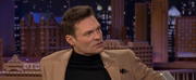 VIDEO: Ryan Seacrest Explains His Chair Tumble on THE TONIGHT SHOW WITH JIMMY FALLON