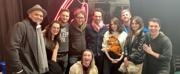 Photo Flash: Brooke Shields, Keri Russell and Matthew Rhys Visit FREESTYLE LOVE SUPREME