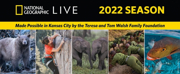 NATIONAL GEOGRAPHIC LIVE 2022 Speaker Series Announced at Kaufmann Center
