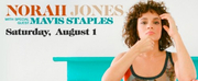 Norah Jones and Mavis Staples Will Perform At Bethel Woods