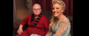 VIDEO: FROZEN Tour Star Caroline Bowman Pays A Special Visit To A Young Fan