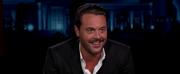VIDEO: Jack Huston Talks FARGO on JIMMY KIMMEL LIVE Photo