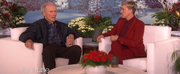 VIDEO: Clint Eastwood Talks About Being Ellen\