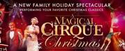 FSCJ Artist Series Presents A MAGICAL CIRQUE CHRISTMAS