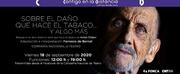 El Actor Farnesio De Bernal Representa El Monólogo Sobre Los Daños Que Hace  Photo