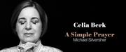 BWW Feature:  Celia Berk Inspires Hope With A SIMPLE PRAYER Photo