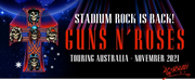 Guns N Roses Announce Stadium Tour Photo
