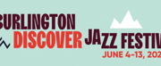 Flynn Center Will Host the Burlington Discover Jazz Festival This Summer Photo