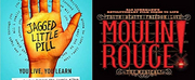 Releases: JAGGED LITTLE PILL Book, MOULIN ROUGE! Songbook, & More! Photo