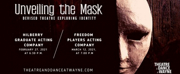 Theatre And Dance At Wayne State Presents Virtual Theatre Production, UNVEILING THE MASK Photo
