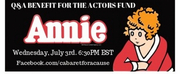 Cast Members From Productions of ANNIE Will Reunite to Benefit The Actors Fund