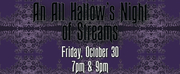 Savannah VOICE Festival Announces AN ALL HALLOWS NIGHT OF STREAMS Photo
