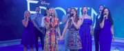 VIDEO: Caissie Levy and Patti Murin Perform FROZEN Finale \