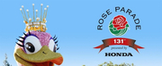 NBC to Air Live Telecast of 131ST ROSE PARADE