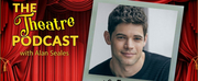 Jeremy Jordan Stops By THE THEATRE PODCAST Photo