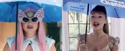 Lady Gaga & Ariana Grande Deliver The Weather Channel Rain On Me Forecast