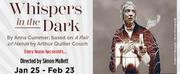 Vertigo Theatre Opens the New Year with WHISPERS IN THE DARK