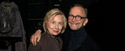 Photo Flash: Hillary Clinton Stops By FIDDLER ON THE ROOF in Yiddish Photo