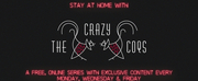 Crazy Coqs Announces New Online Initiative, Stay At Home With Crazy Coqs