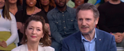 VIDEO: Lesley Manville and Liam Neeson Talk ORDINARY LOVE on GOOD MORNING AMERICA