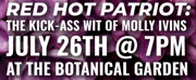 Boise Contemporary Theater Will Host Reading of RED HOT PATRIOT: The Kick-Ass Wit of Molly