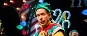 Photo Flash: Steven Strafford Stars In THE SANTALAND DIARIES At Goodman Theatre