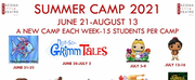 Tacoma Little Theatre Opens Enrollment For In-Person Summer Theatre Camps Photo